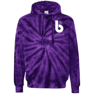 The Best You CD877 Tie-Dyed Pullover Hoodie