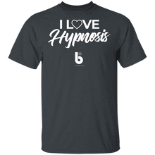 Load image into Gallery viewer, I Love Hypnosis 5.3 oz. T-Shirt