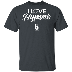 I Love Hypnosis 5.3 oz. T-Shirt