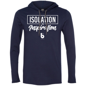 Isolation to Inspiration  LS T-Shirt Hoodie
