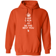 Load image into Gallery viewer, Keep Calm Pullover Hoodie 8 oz.