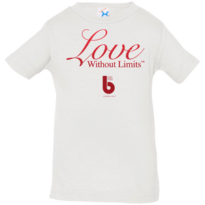 Love Without Limits  Infant Jersey T-Shirt