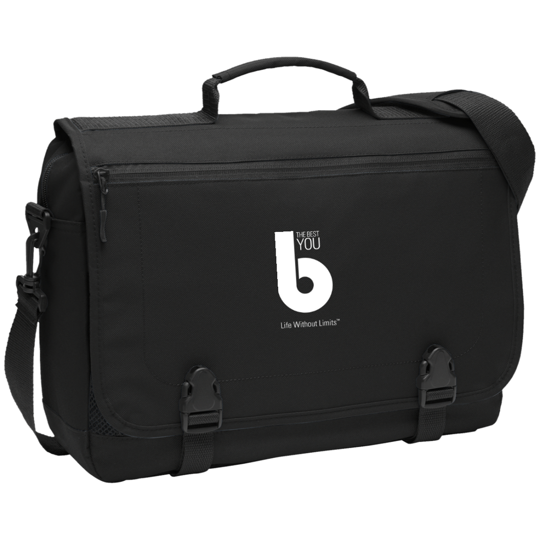 The Best You BG304 Messenger Briefcase