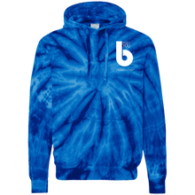 Load image into Gallery viewer, The Best You CD877 Tie-Dyed Pullover Hoodie
