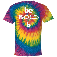 Load image into Gallery viewer, Be Bold  Cotton Tie Dye T-Shirt