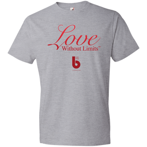 Love Without Limits  Youth Lightweight T-Shirt 4.5 oz