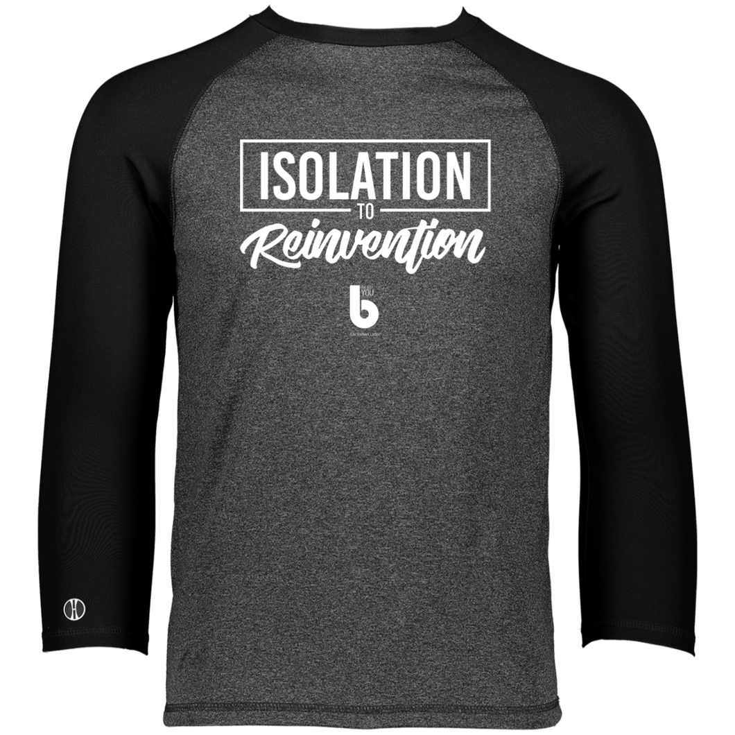 Isolation to Reinvention Men's Typhoon T-Shirt