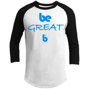 Be Great  Sporty T-Shirt