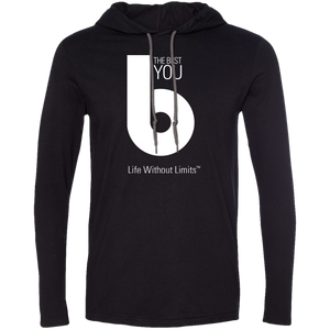 The Best You LS T-Shirt Hoodie