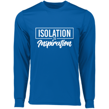 Load image into Gallery viewer, Isolation to Inspiration LS Wicking T-Shirt