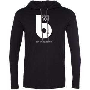 The Best You 987 LS T-Shirt Hoodie
