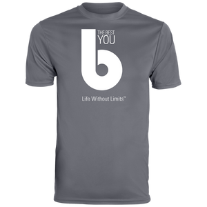The Best You Men's Wicking T-Shirt