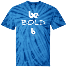 Load image into Gallery viewer, Be Bold Youth Tie Dye T-Shirt