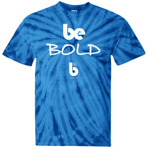 Be Bold Youth Tie Dye T-Shirt