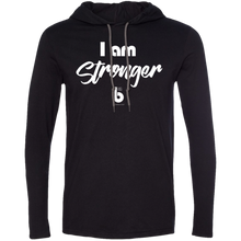 Load image into Gallery viewer, I am Stronger T-Shirt Hoodie