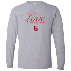 Love Without Limits Lightweight LS T-Shirt