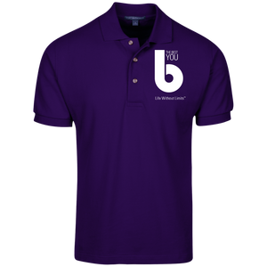 The Best You Cotton Pique Knit Polo