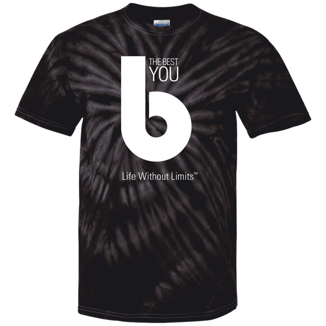 The Best You 100% Cotton Tie Dye T-Shirt
