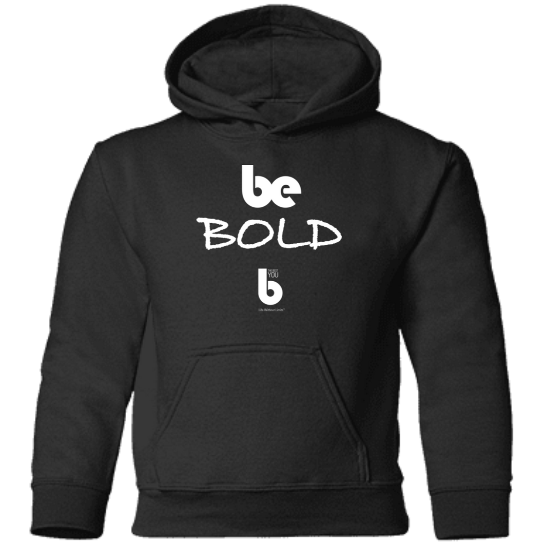 Be Bold Toddler Pullover Hoodie