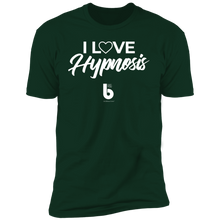Load image into Gallery viewer, I Love Hypnosis Premium Short Sleeve T-Shirt