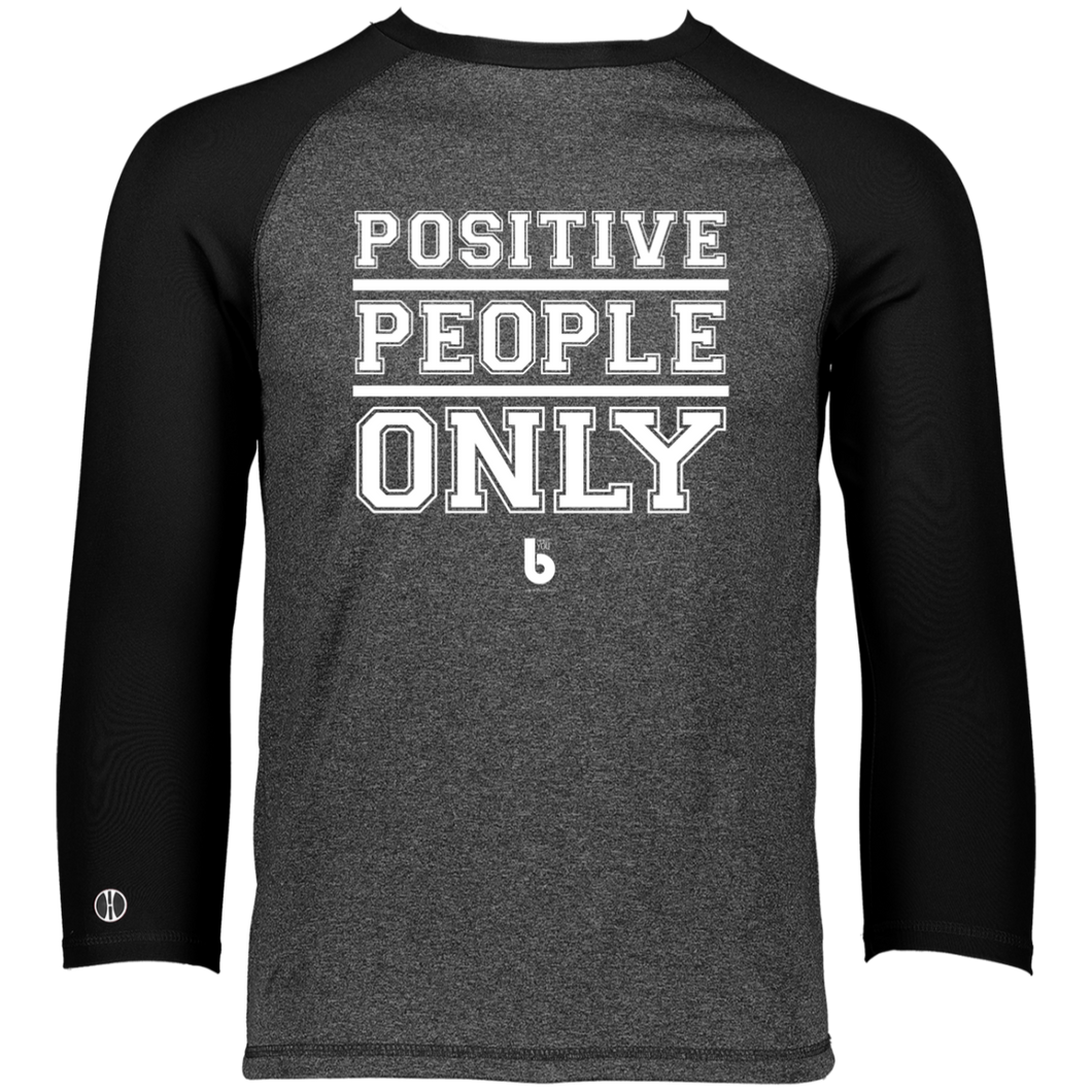 Positive People Only Men's Typhoon T-Shirt