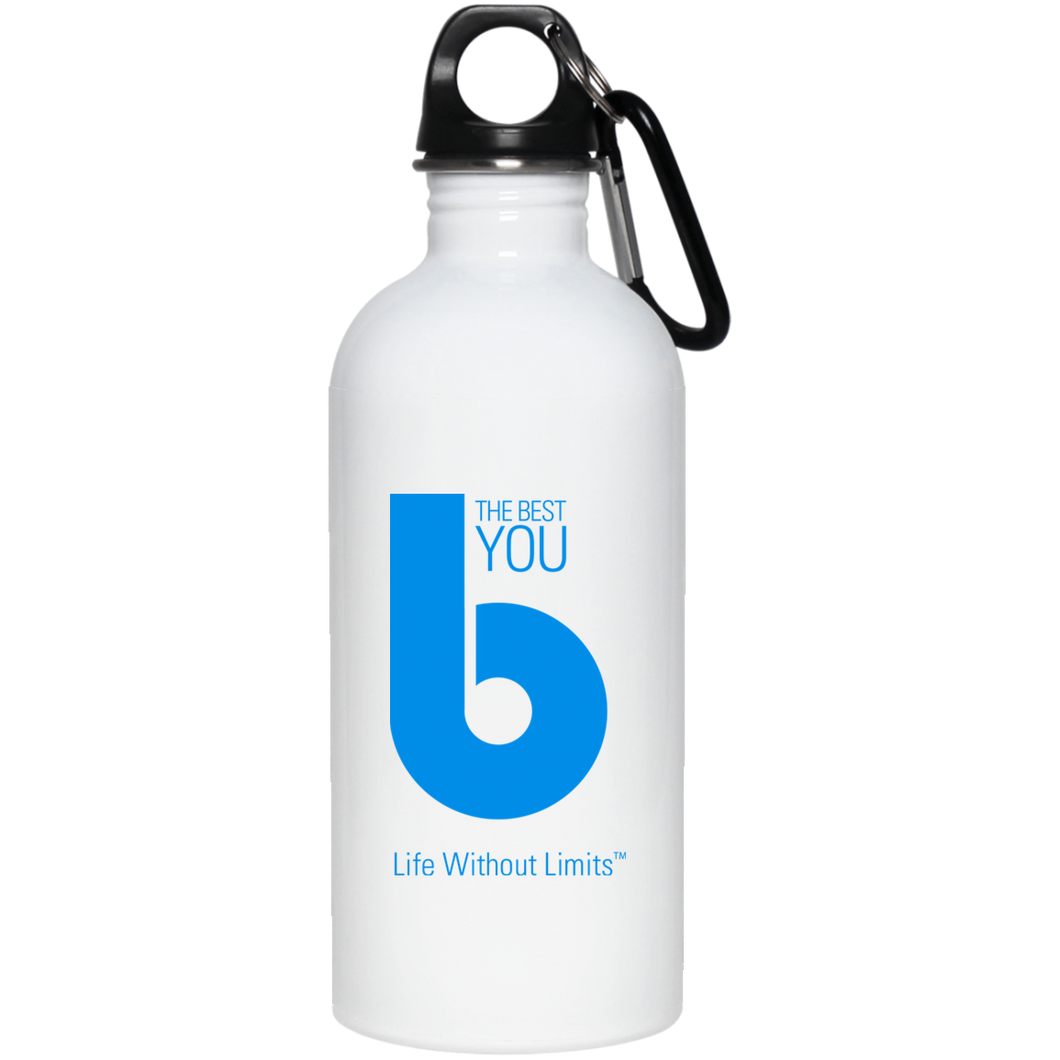 The Best You. Stainless Steel Water Bottle