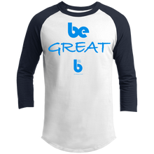Load image into Gallery viewer, Be Great  Sporty T-Shirt