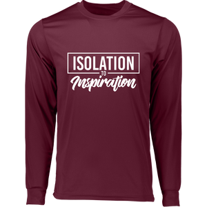 Isolation to Inspiration LS Wicking T-Shirt
