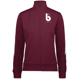 The Best You Ladies' Performance Colorblock Full Zip