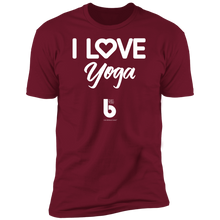Load image into Gallery viewer, Love Yoga Premium Short Sleeve T-Shirt