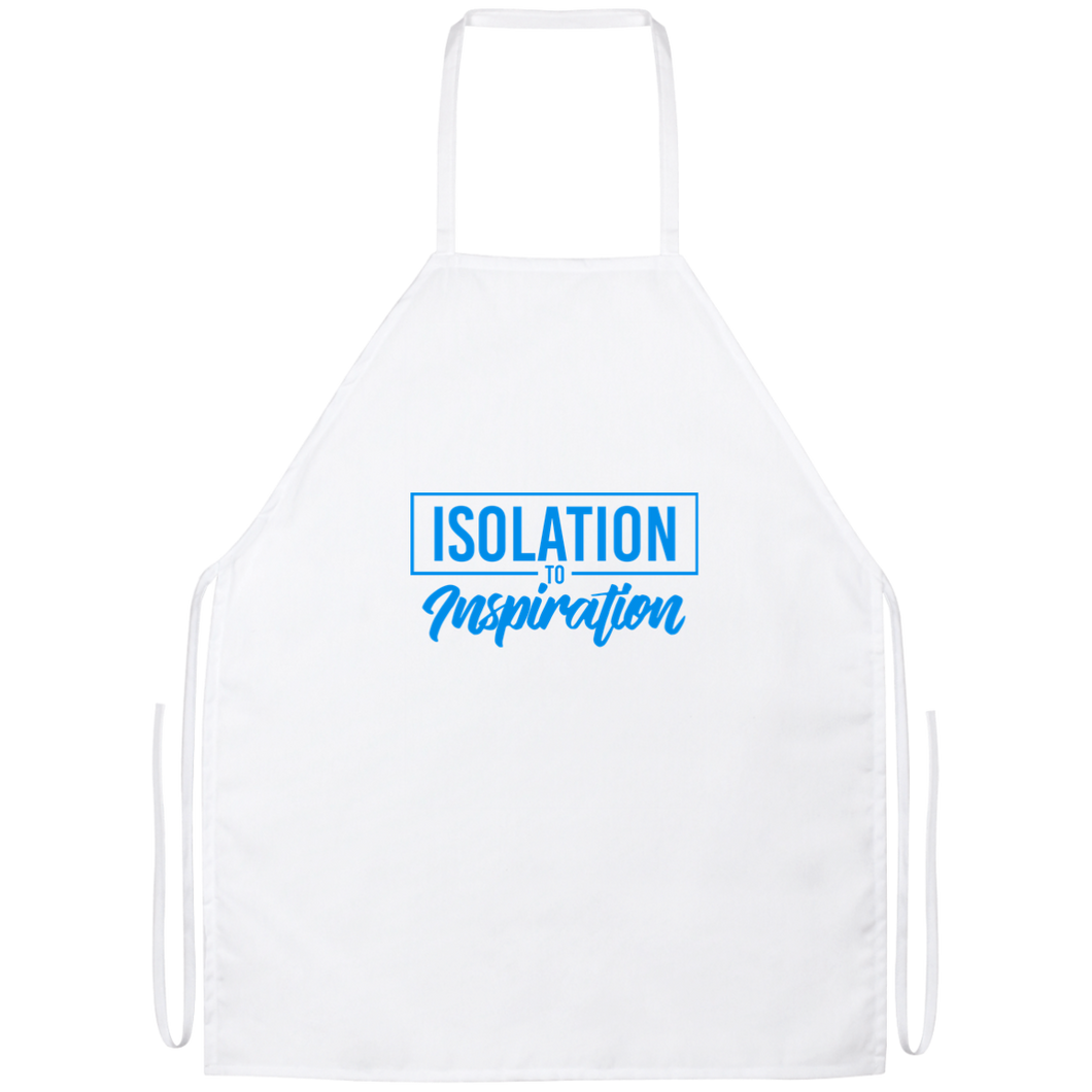 Isolation to Inspiration Apron