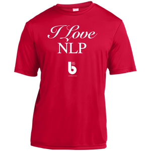 Love NLP Youth Moisture-Wicking T-Shirt