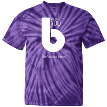 Load image into Gallery viewer, The Best You 100% Cotton Tie Dye T-Shirt