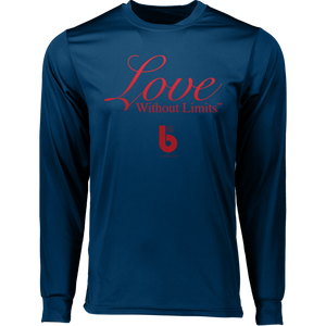 Love Without Limits Wicking T-Shirt