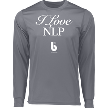 Load image into Gallery viewer, Love NLP LS Wicking T-Shirt