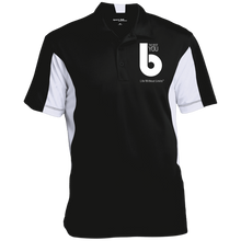 Load image into Gallery viewer, The Best You  Men's Colorblock Performance Polo