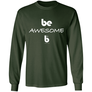 Be Awesome LS Ultra Cotton Sweatshirt