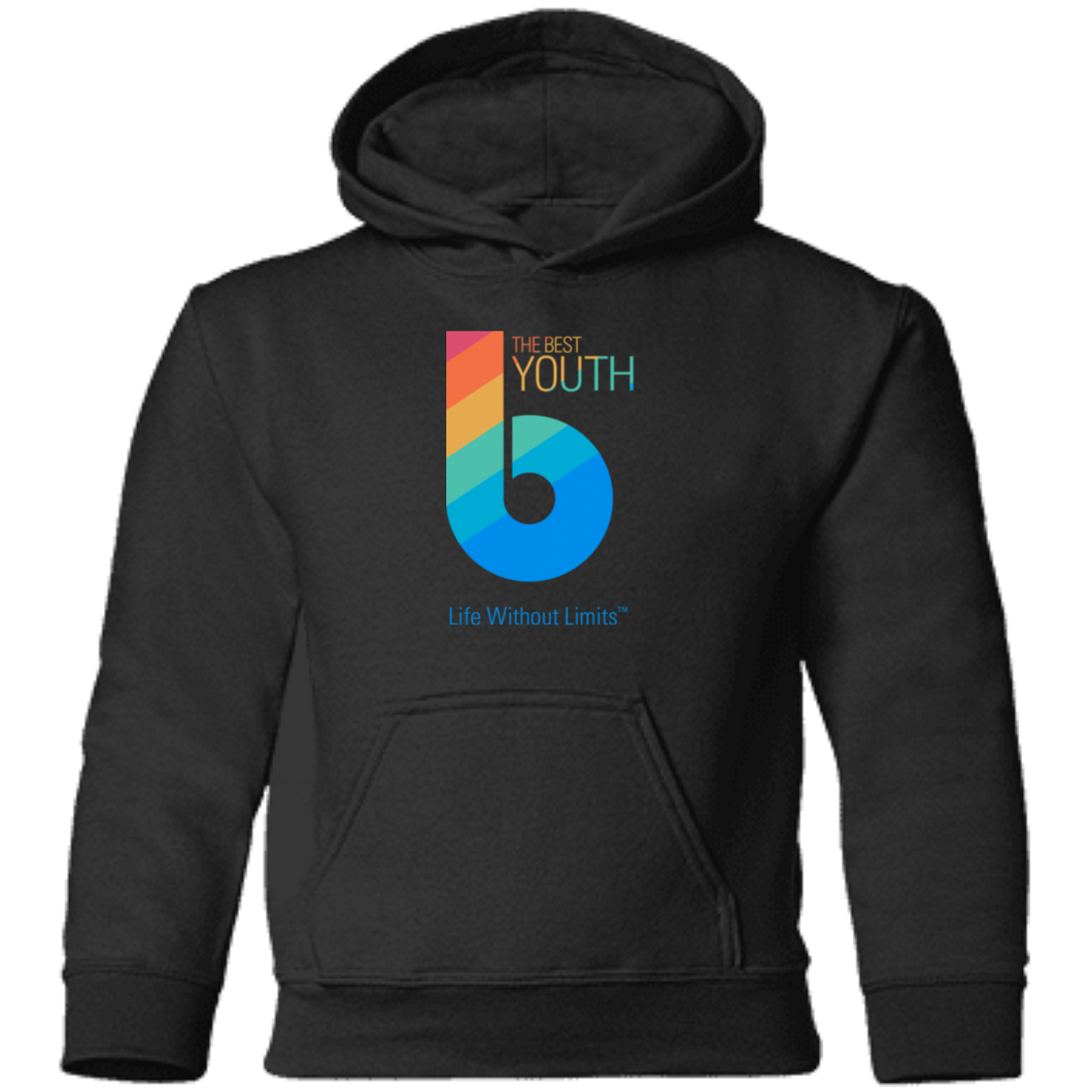 The Best Youth Toddler Pullover Hoodie