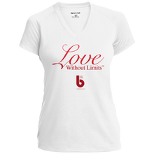 Load image into Gallery viewer, Love Without Limits Ladies' Performance T-Shirt