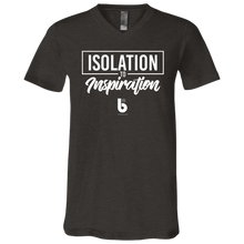 Load image into Gallery viewer, Isolation Unisex Jersey SS V-Neck T-Shirt