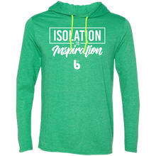 Load image into Gallery viewer, Isolation to Inspiration  LS T-Shirt Hoodie