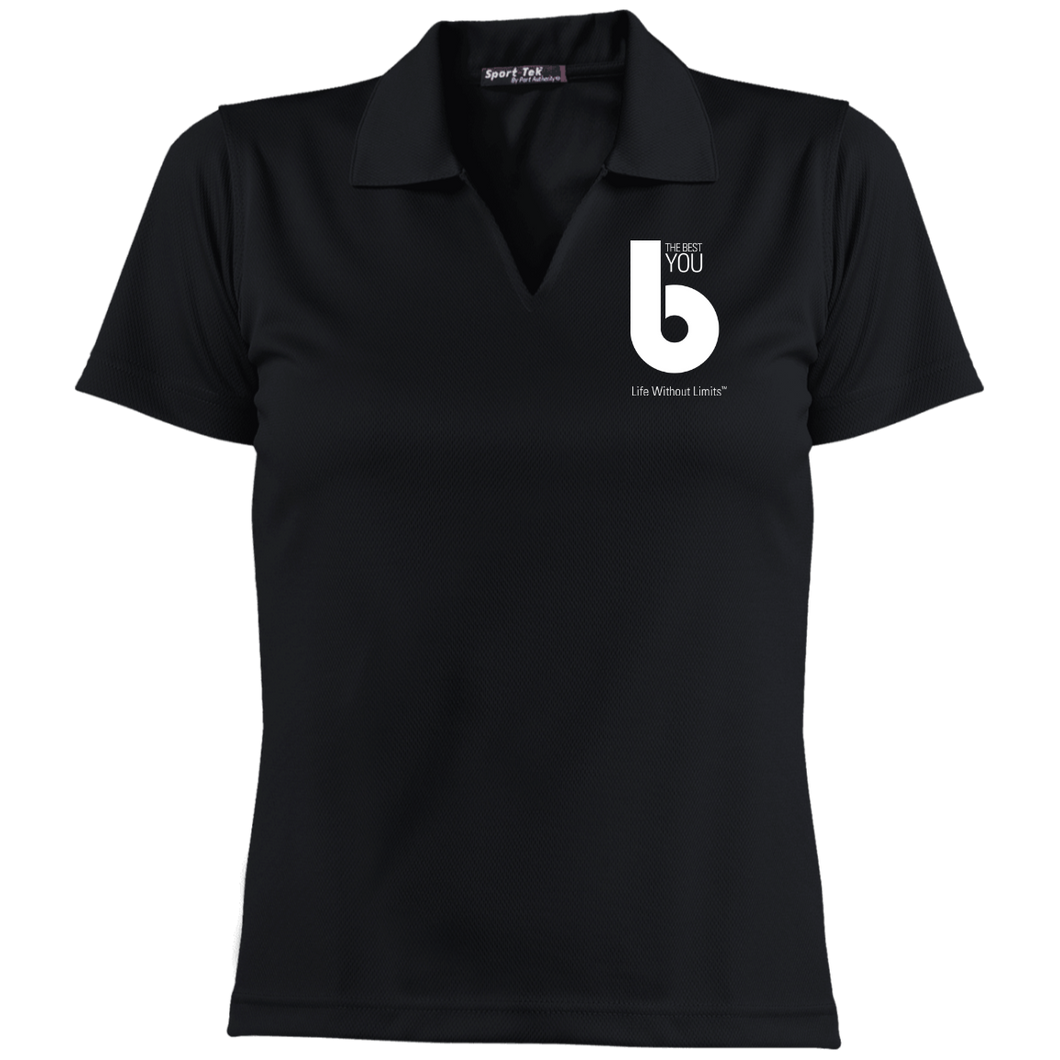 The Best You L469 Ladies' Dri-Mesh Short Sleeve Polo