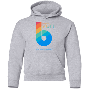 The Best Youth Pullover Hoodie