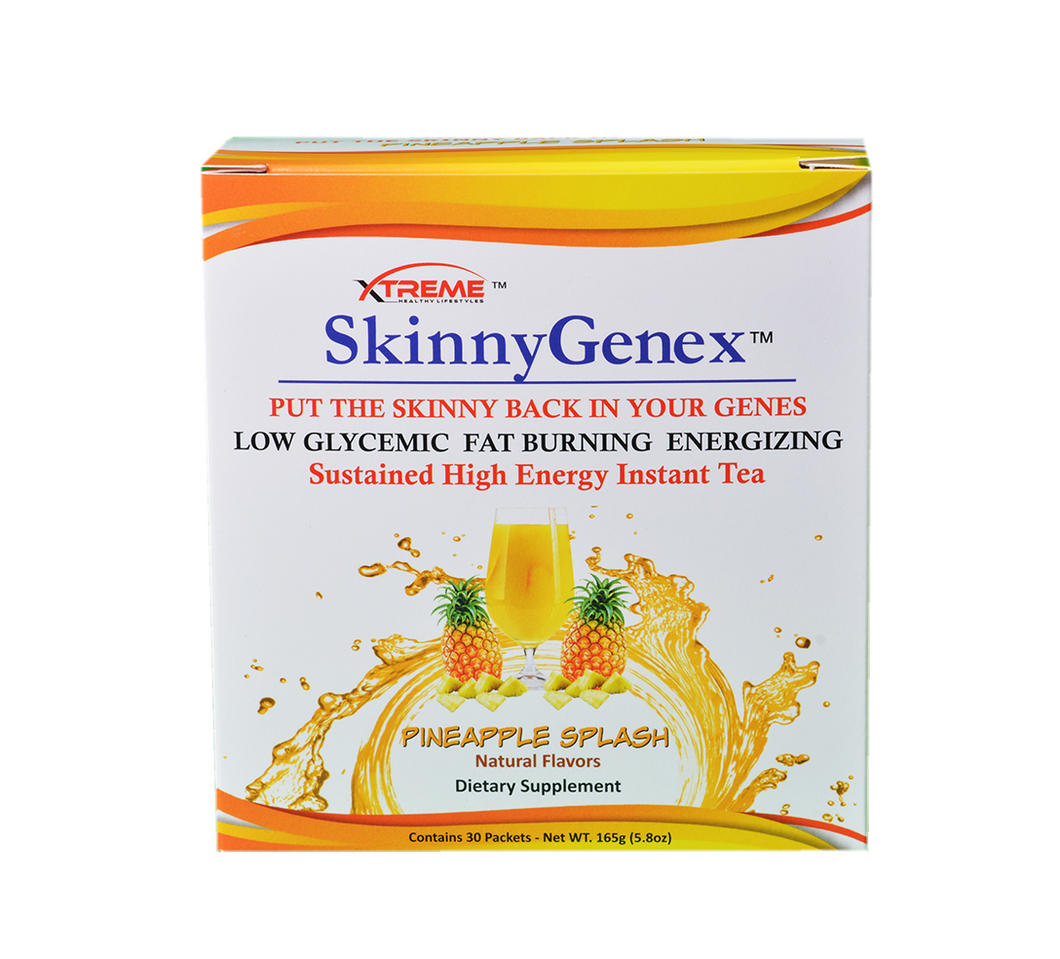 Skinny Genex (Pineapple Splash)
