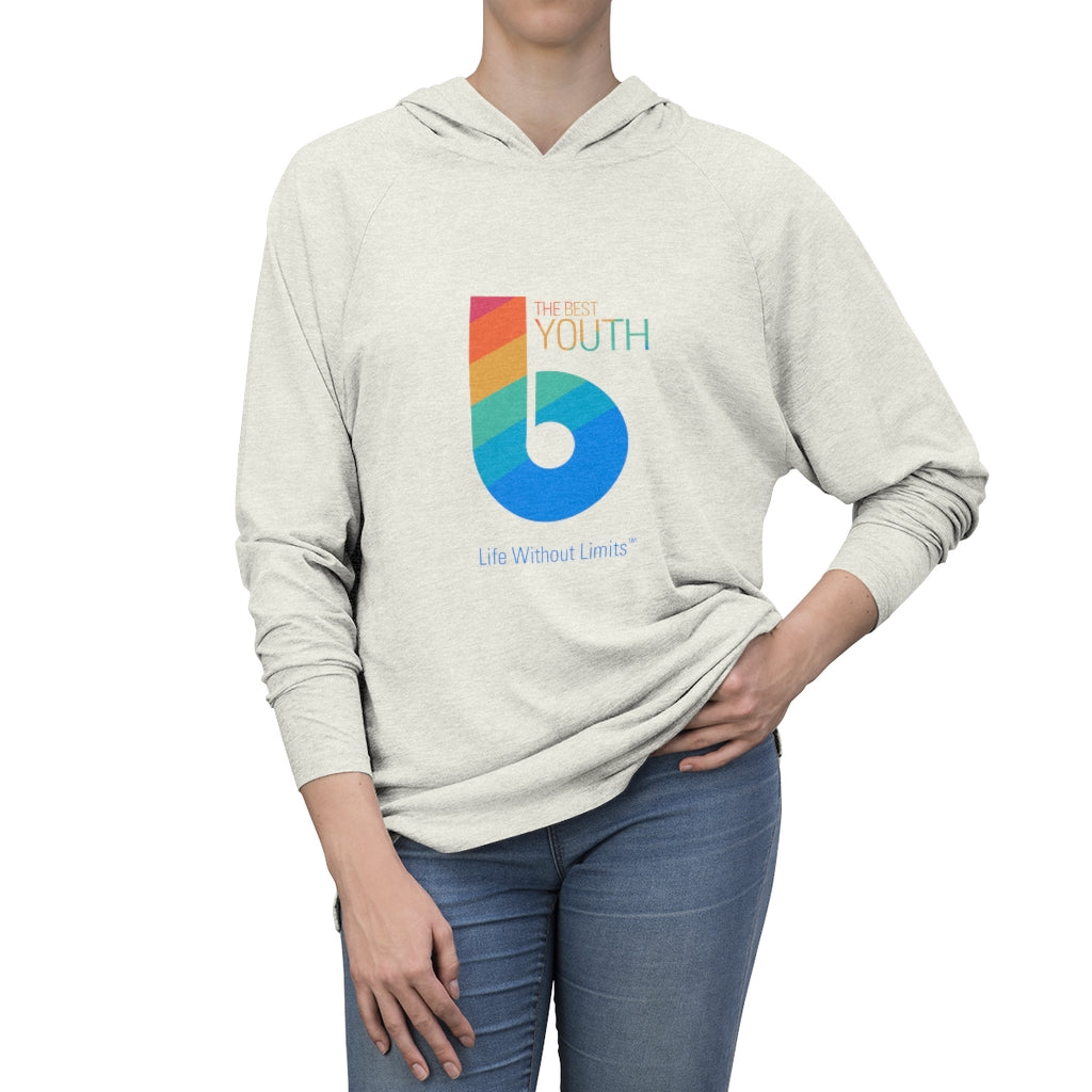 The Best Youth Unisex Tri-Blend Hoodie