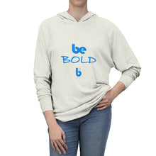 Load image into Gallery viewer, Be Bold Tri-Blend Hoodie