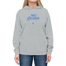 Load image into Gallery viewer, No Excuses - Unisex Lightweight Hoodie