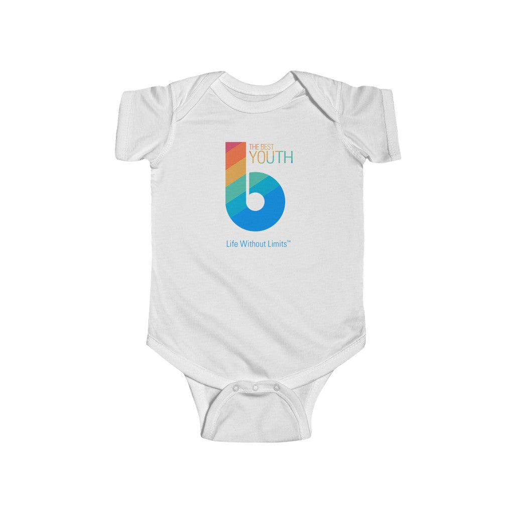 The Best Youth. Infant Fine Jersey Bodysuit