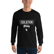Load image into Gallery viewer, Isolation to Being Men's Long Sleeve Shirt