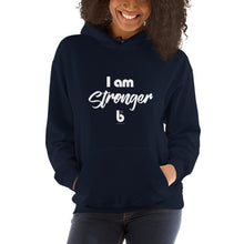 Load image into Gallery viewer, I am Stronger Unisex Hoodie